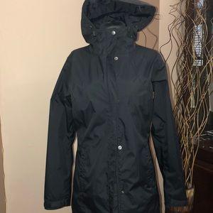 Columbia Raincoat hooded